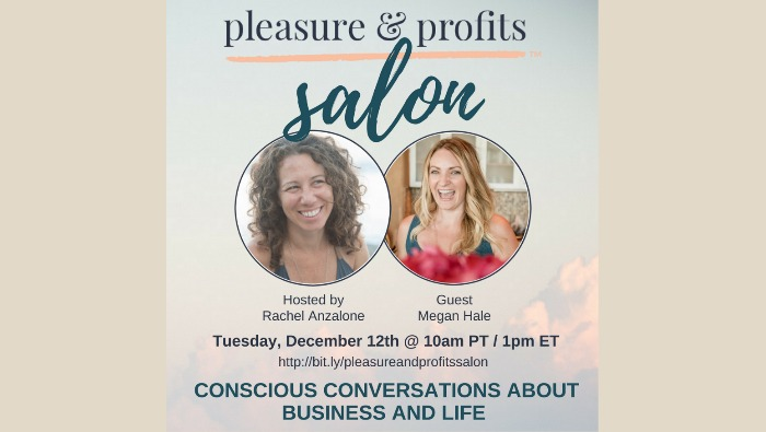 Pleasure & Profits Salon :: Episode 4 with Megan Hale